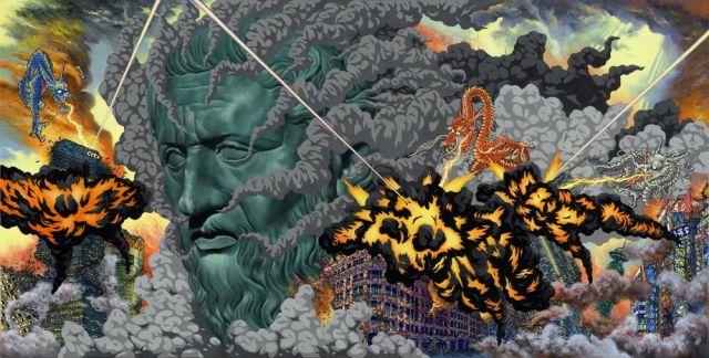 临时圣殿——龚旭×魔都龙王