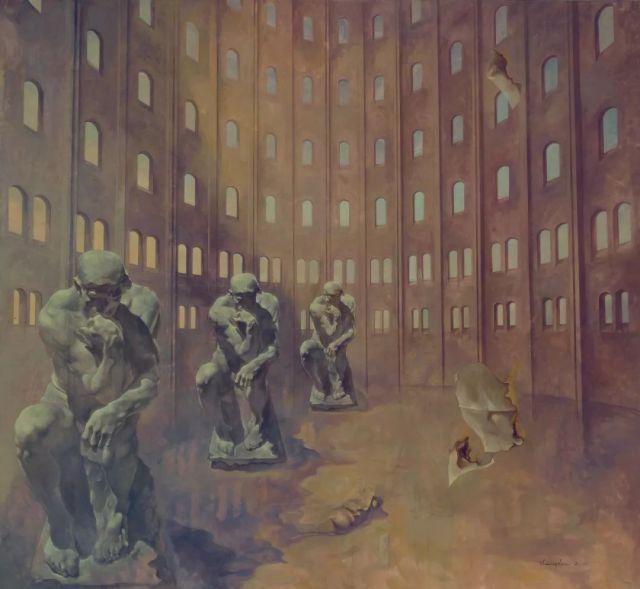 章犇——看不见的城市