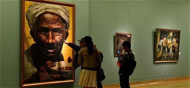 你可能从来没看懂这幅人尽皆知的油画