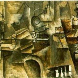 畢加索作品賞析——靜物系列