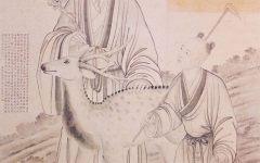 郎世宁作品高清全集(110张)