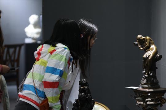 第23届秋季广州艺术博会闭幕 成交额7.75亿元