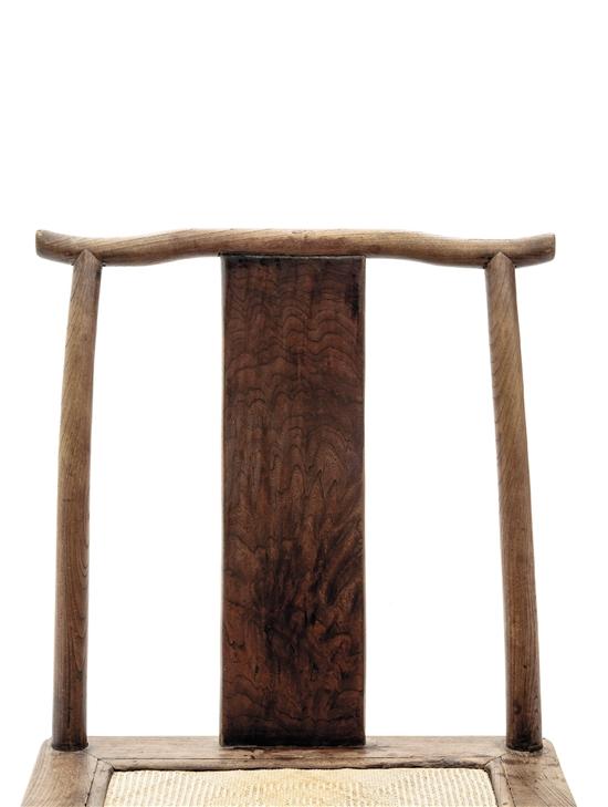 江南明式榉木灯挂椅 清早期