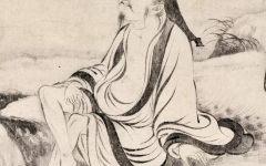 李公麟的白描,是国画线条艺术的最高境界!