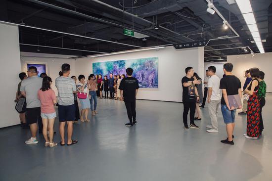 """""""比远方更远""""百家湖美术馆名家展9月16日开幕"""